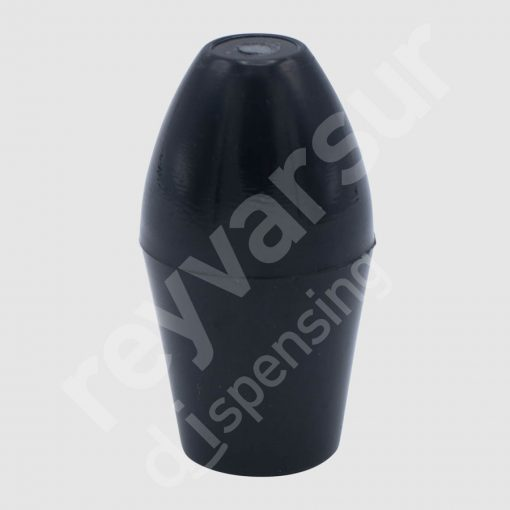 Mango de grifo plástico dispensador bebidas modelo Redondo. Reyvarsur, soluciones en dispensación bebidas embarriladas, cerveza, vino, sidra, agua o soda.